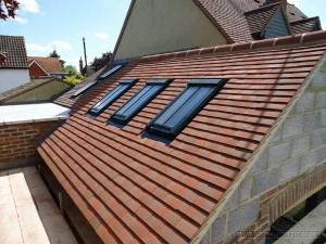 Hiqh quality roof tiling view 1