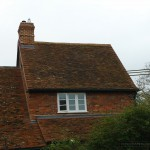 Grade II listed building chimney and roof renovations