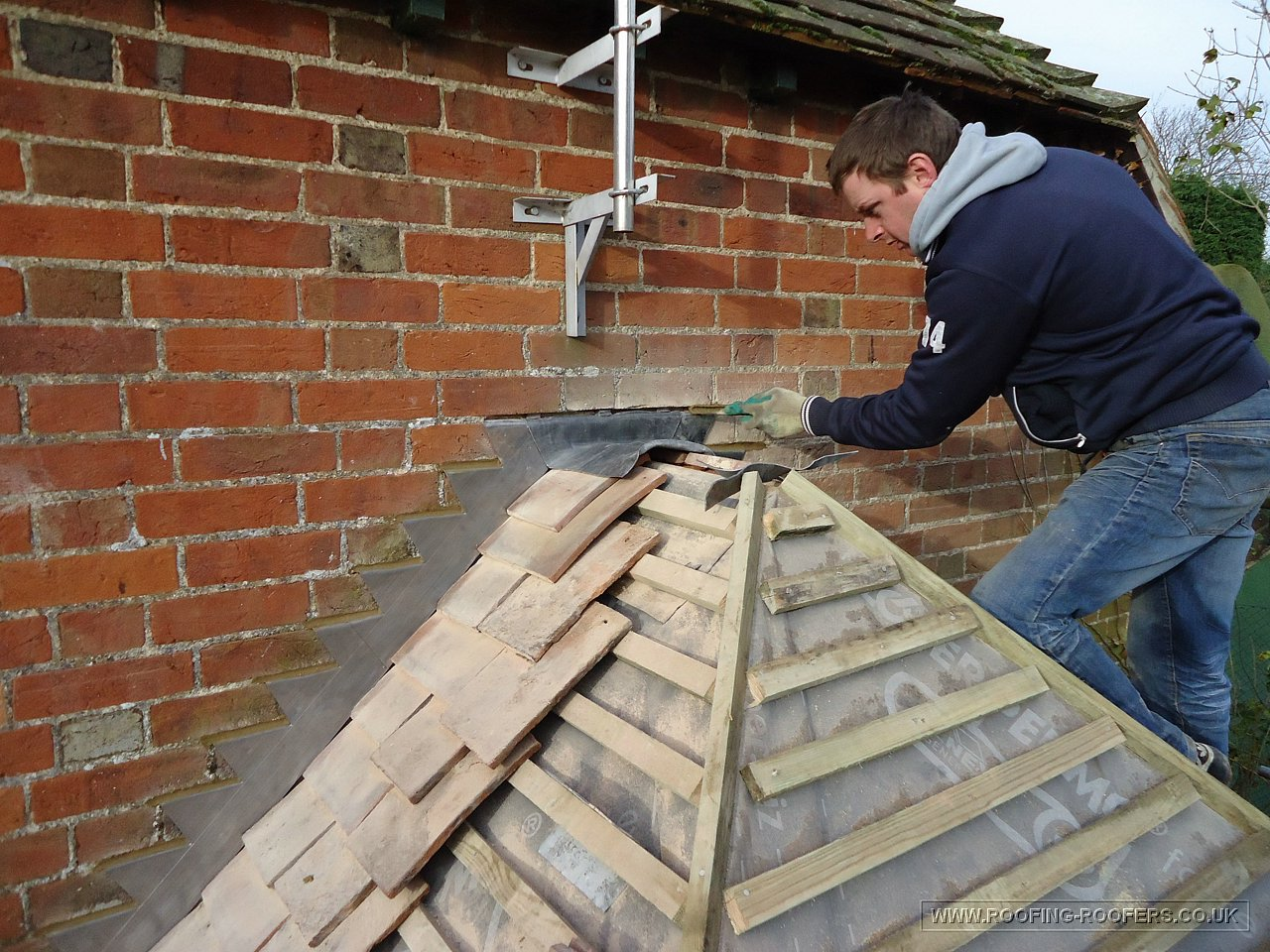 Roof Tiling Roofing And Building Repairs Specialists