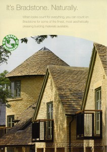 Bradstone roofing materials the closest alternative to natural stone