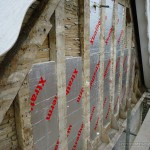 Latest high quality insulating panels added to reduce thermal losses