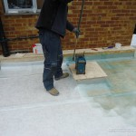 GRP laminate applied to all profiles