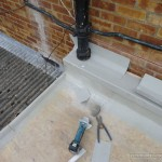 Profiles accurately cut around pipework