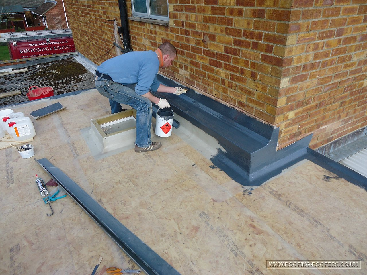 Flat Roofs Roofing And Building Repairs Specialists