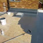 GRP coverings at near completion stage