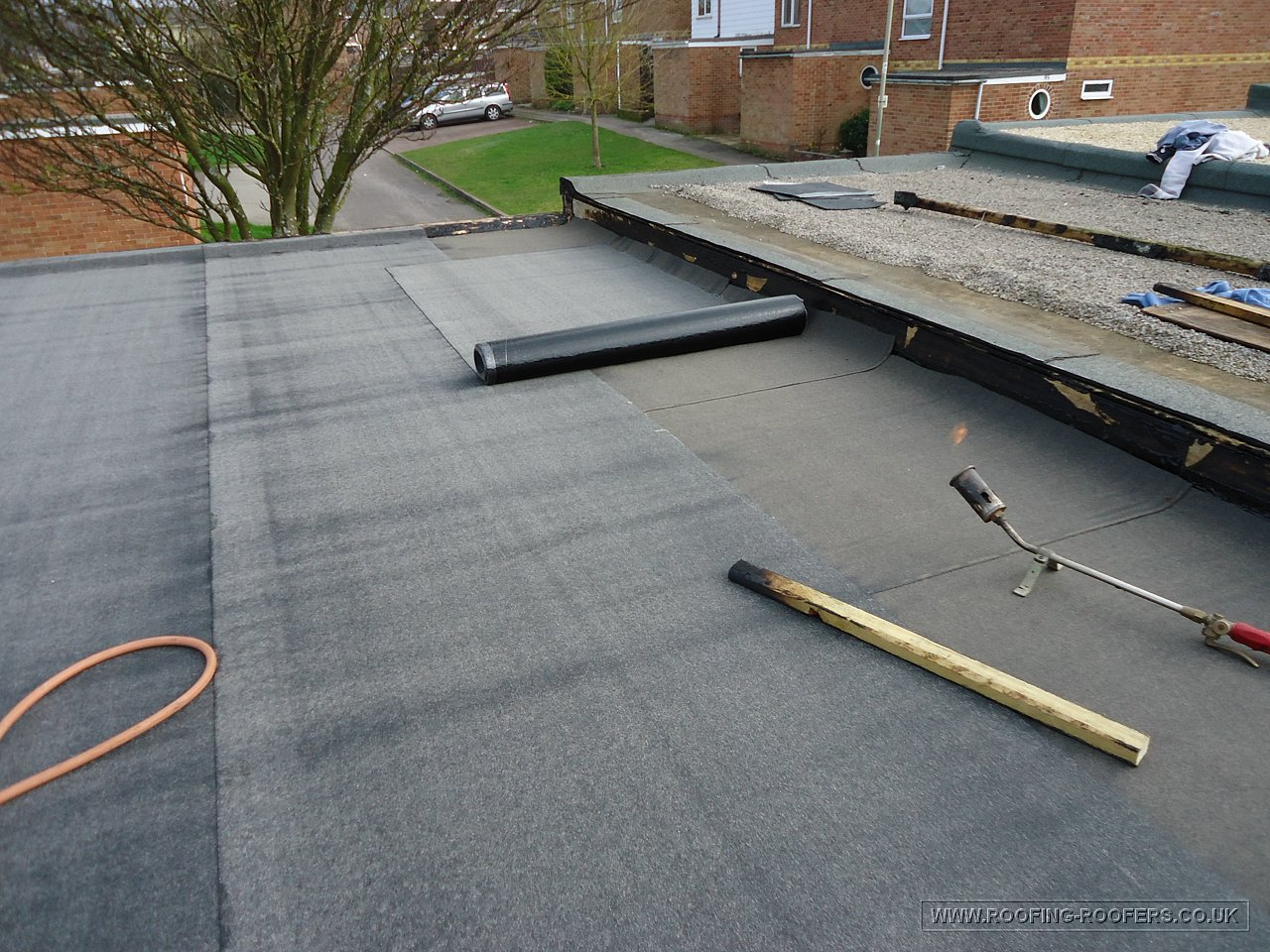 Garage Roof Roofing And Building Repairs Specialists