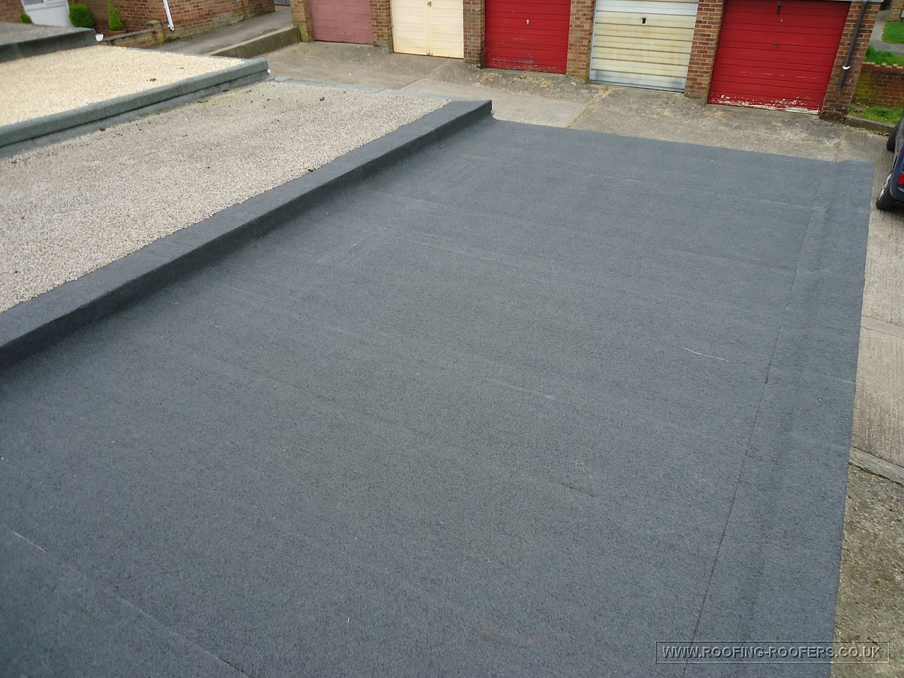 Mineral Felt Roofing And Building Repairs Specialists
